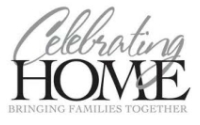 Celebrating Home Logo