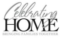 Celebrating Home Logo
