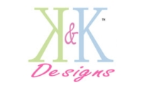 K and K Designs Logo
