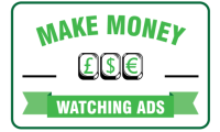 Make Money Watching Ads Logo